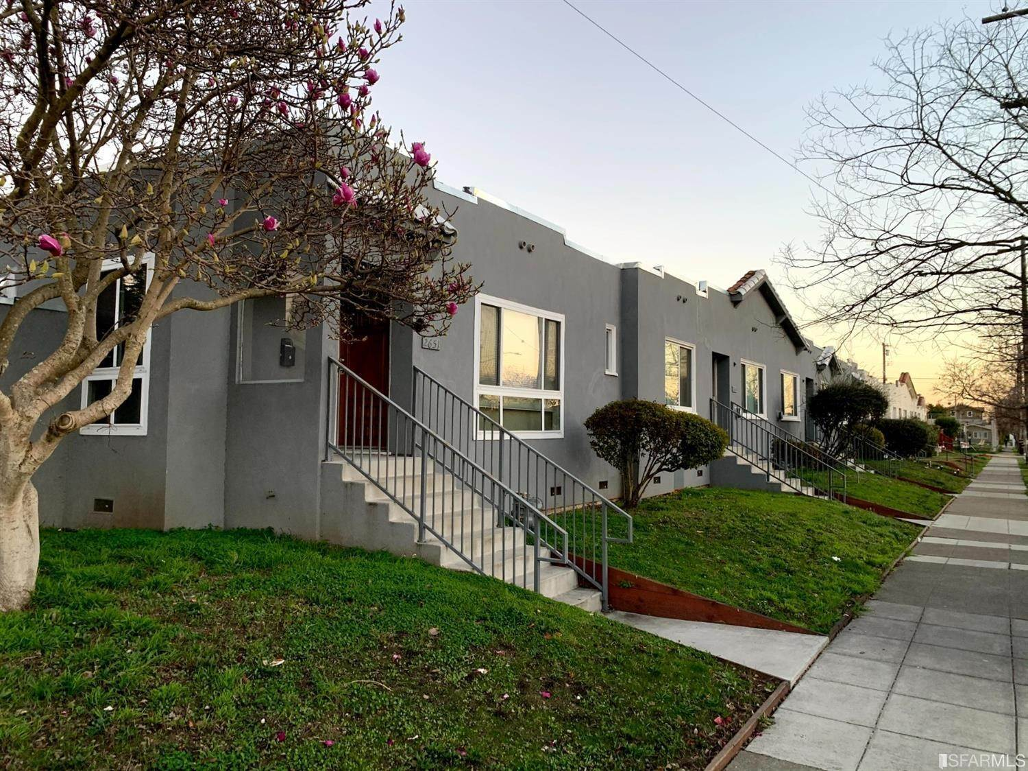 Residential Income for Sale at 2651 Sacramento Street Berkeley, California 94702 United States