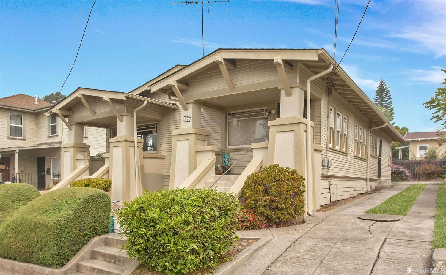 Duplex Homes for Sale at 3024 29th Street Oakland, California 94601 United States
