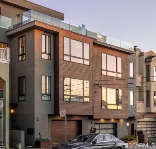 Condominiums for Sale at 721 Kirkham Street San Francisco, California 94122 United States