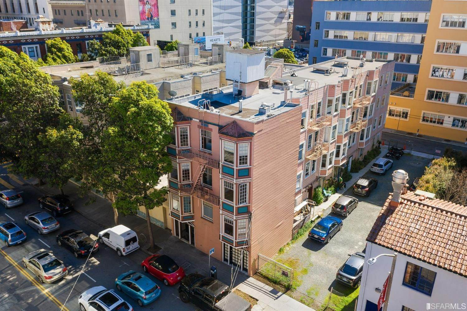Residential Income for Sale at 225 Fell Street San Francisco, California 94102 United States
