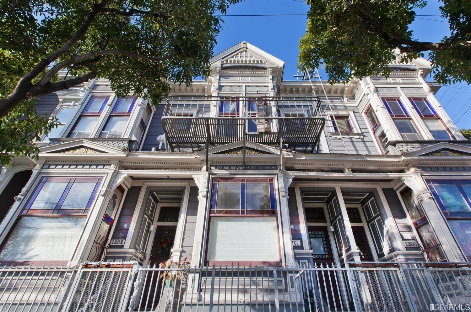 Residential Income for Sale at 1200 Treat Avenue San Francisco, California 94110 United States