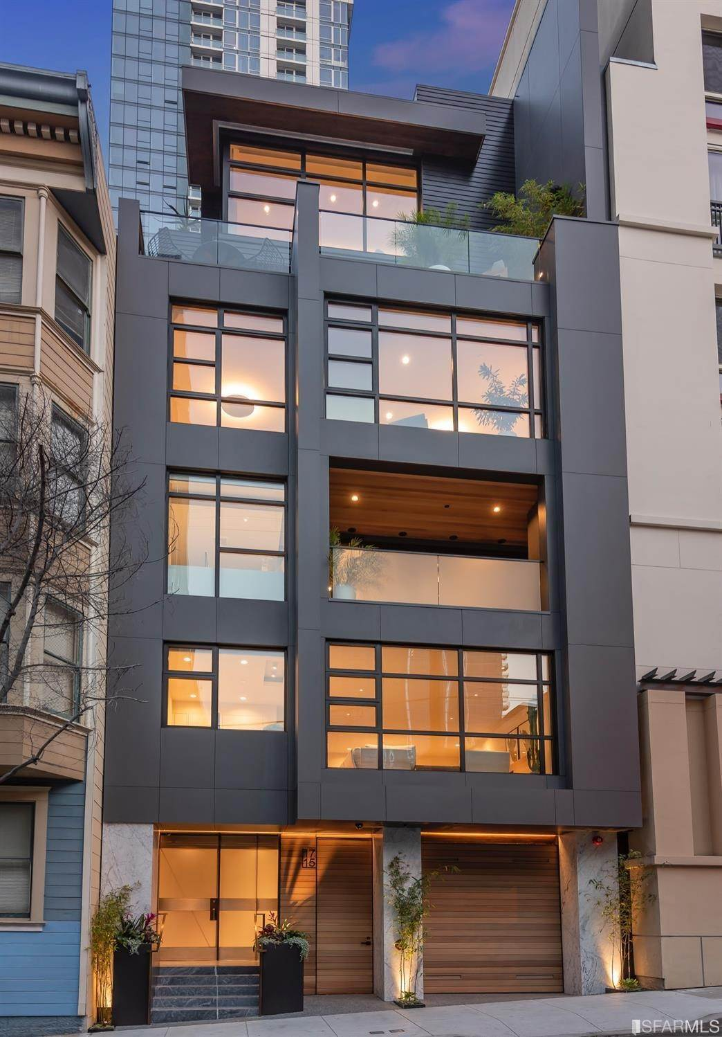 Single Family Homes for Sale at 17 Guy Place San Francisco, California 94105 United States
