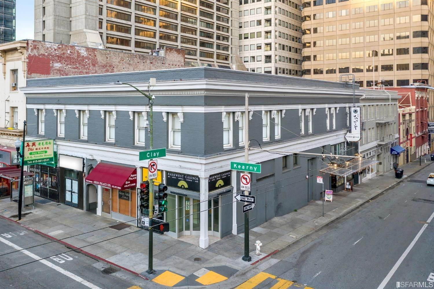 Residential Income for Sale at 700 Kearny Street San Francisco, California 94108 United States