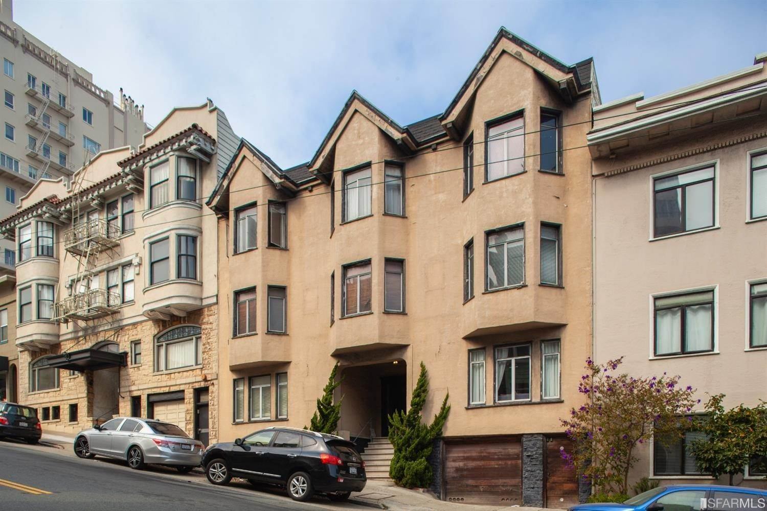 Residential Income for Sale at 1074 Union Street San Francisco, California 94133 United States
