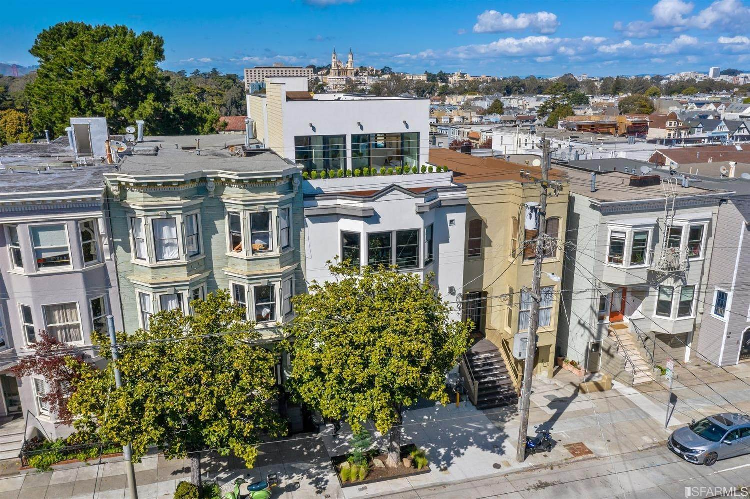 Duplex Homes for Sale at 246 Carl Street San Francisco, California 94117 United States