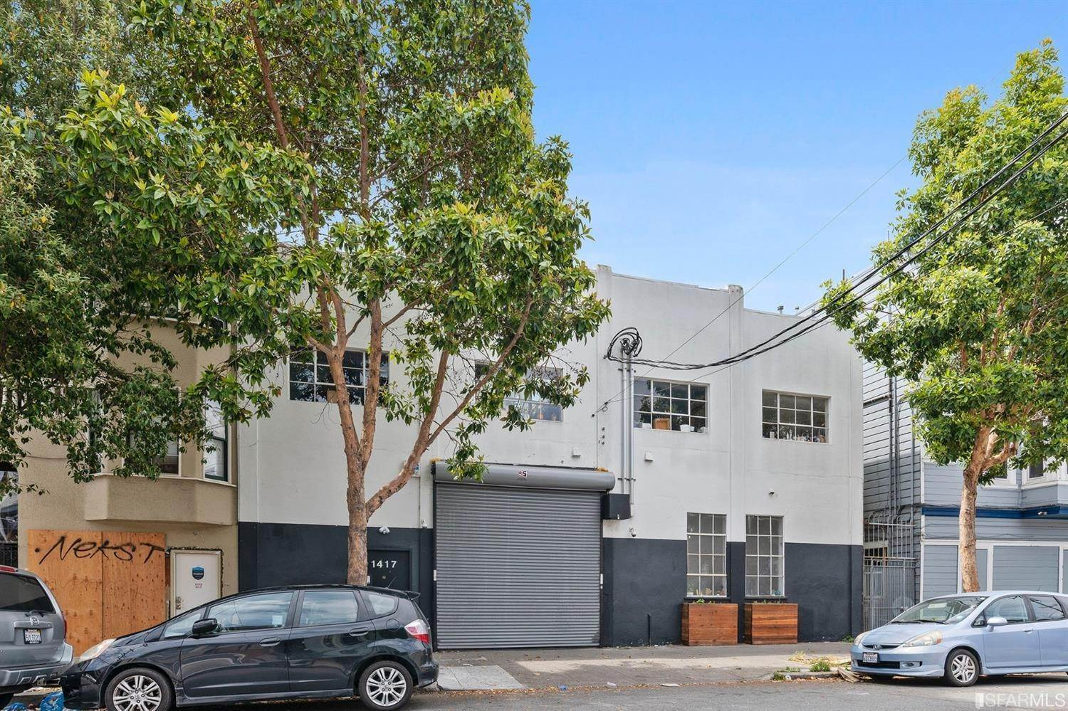 Single Family Homes for Sale at 1417 15th Street San Francisco, California 94103 United States