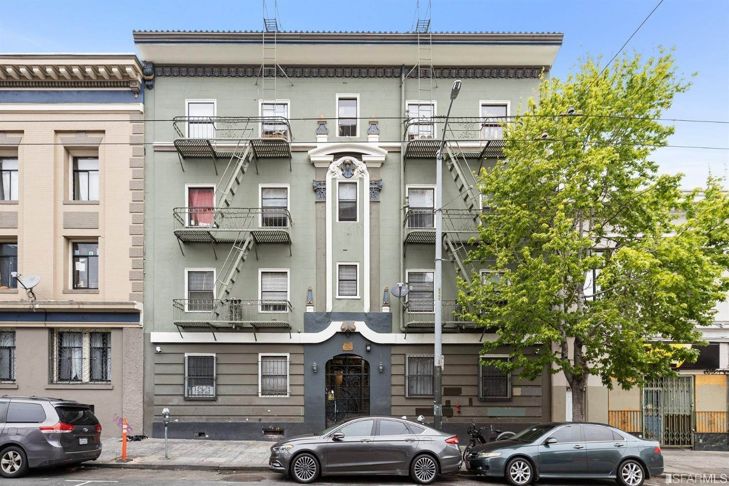 Residential Income for Sale at 620 Eddy Street San Francisco, California 94109 United States