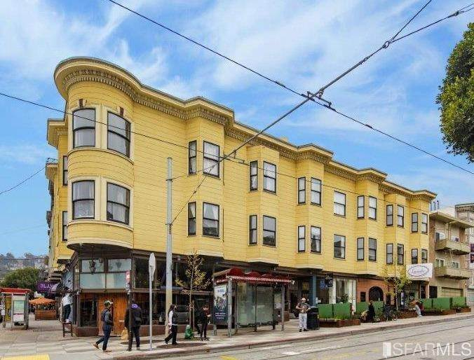 Residential Income for Sale at 103 Carl Street San Francisco, California 94117 United States