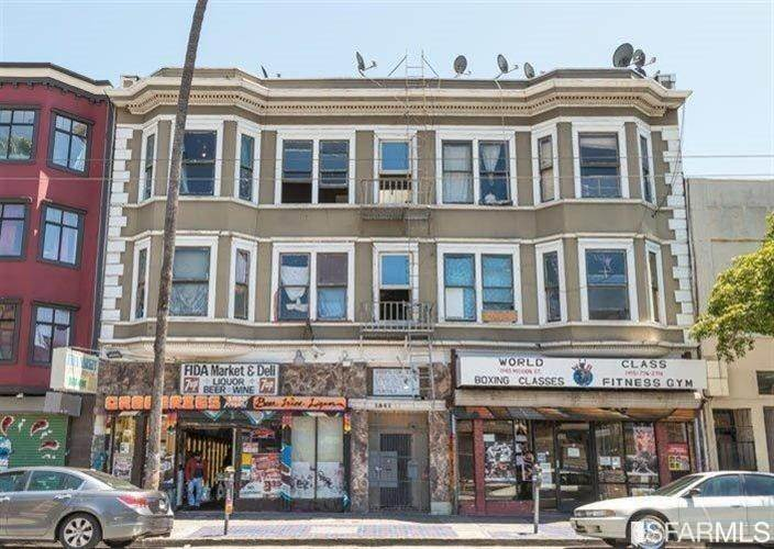 Commercial for Sale at 1939 Mission Street San Francisco, California 94103 United States