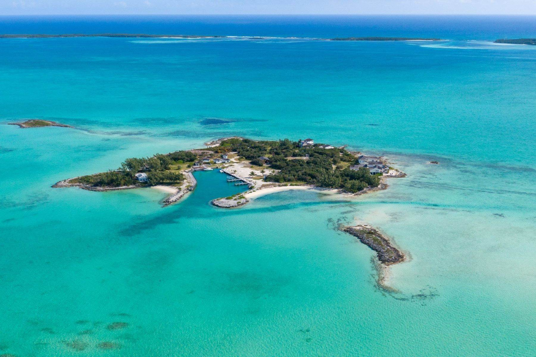 Private Islands for Sale at Harbour Island, Eleuthera Bahamas