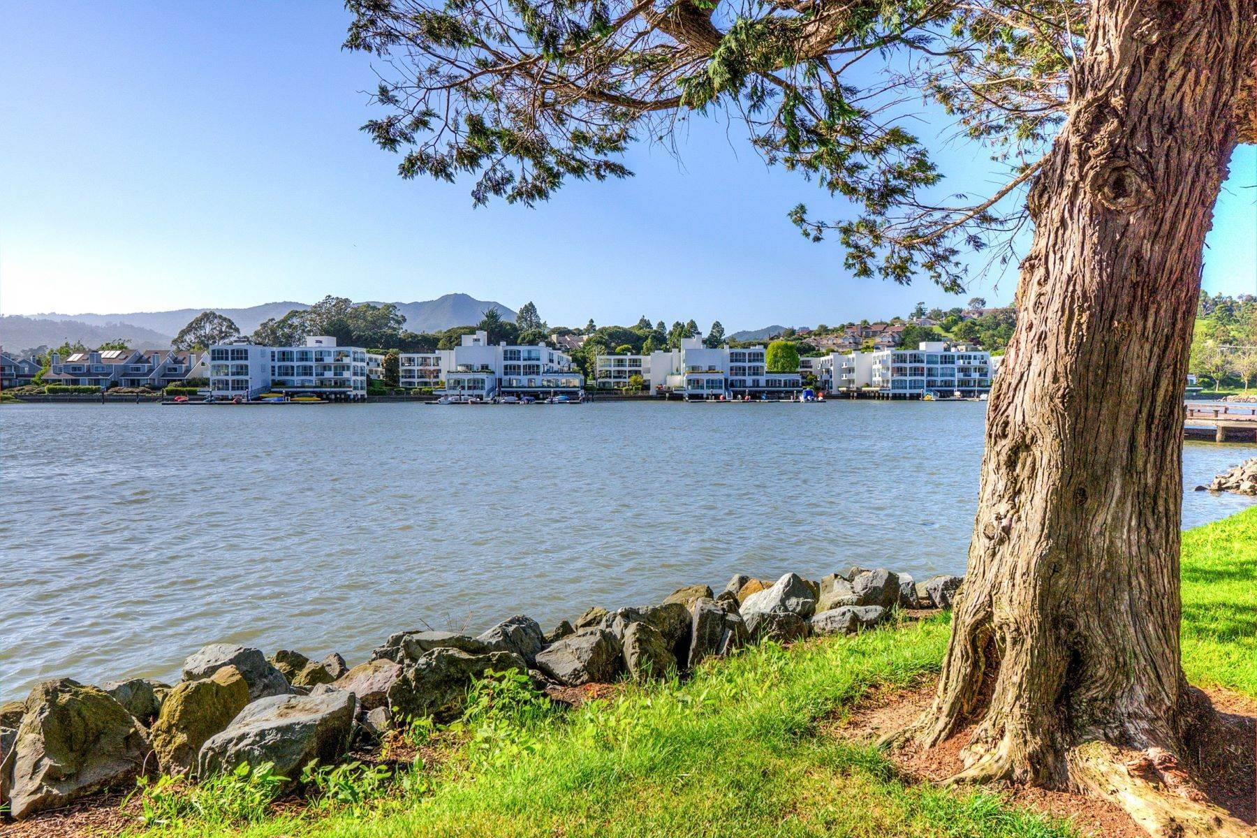 Condominiums for Sale at Waterfront Living! 2220 Shelter Bay Avenue Mill Valley, California 94941 United States
