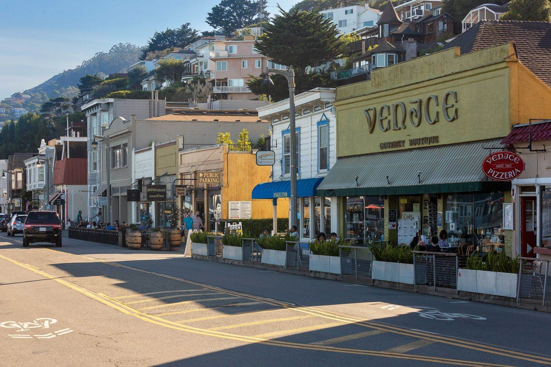 41. Property for Sale at Exceptional Residental / Commercial Investment Opportunity in Prime Location 26 El Portal Sausalito, California 94965 United States