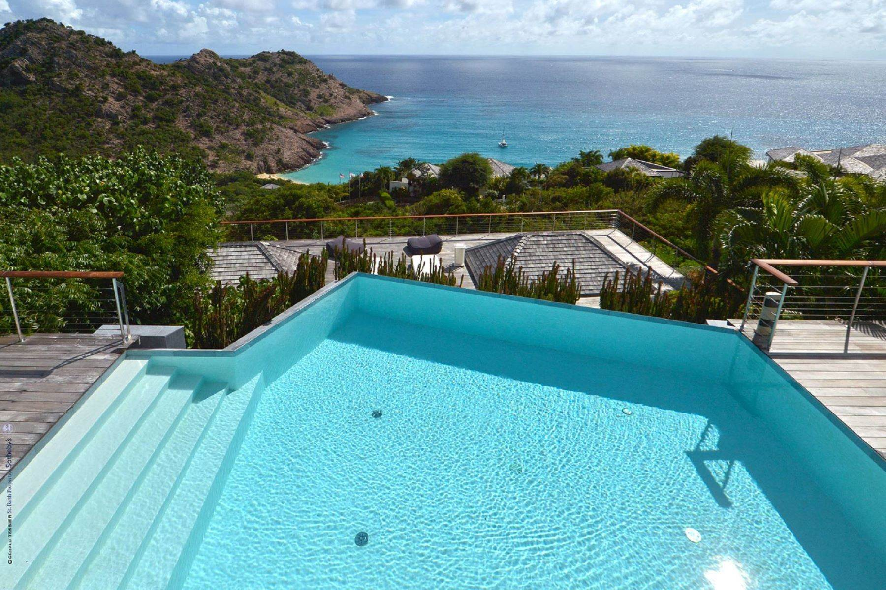 Single Family Homes for Sale at Villa Blue Dragon Other St. Barthelemy, Cities In St. Barthelemy St. Barthelemy