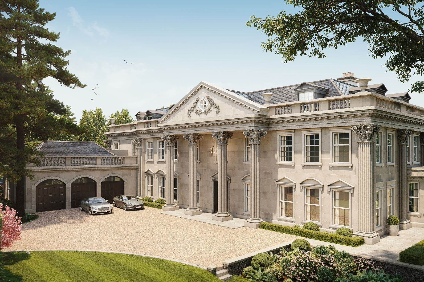 Single Family Homes for Sale at Hampton Hall Queens Drive London, England KT22 0PB United Kingdom
