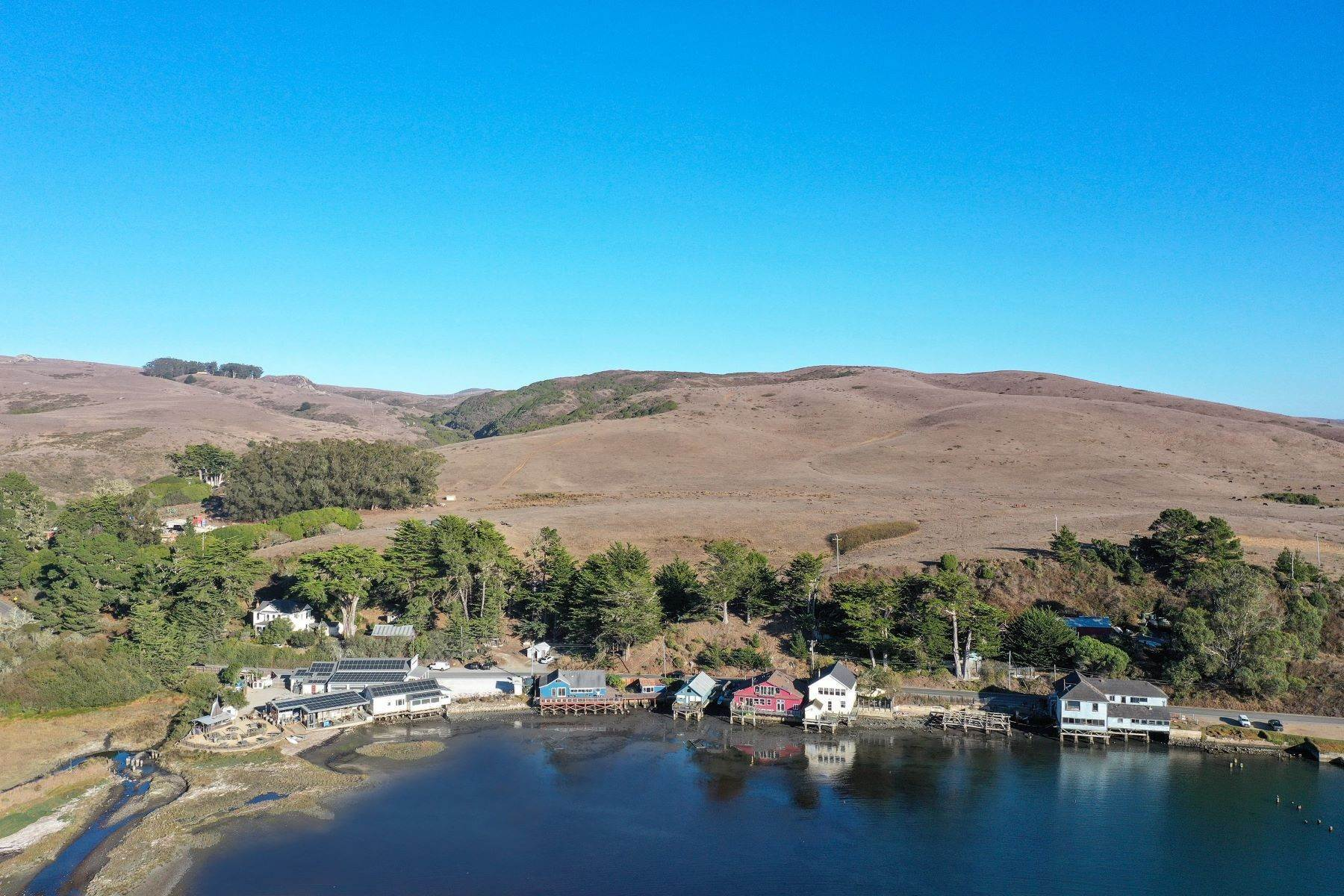Farm and Ranch Properties at Spectacular Views of Tomales Bay 10055 Marshall-Petaluma Road Marshall, California 94940 United States