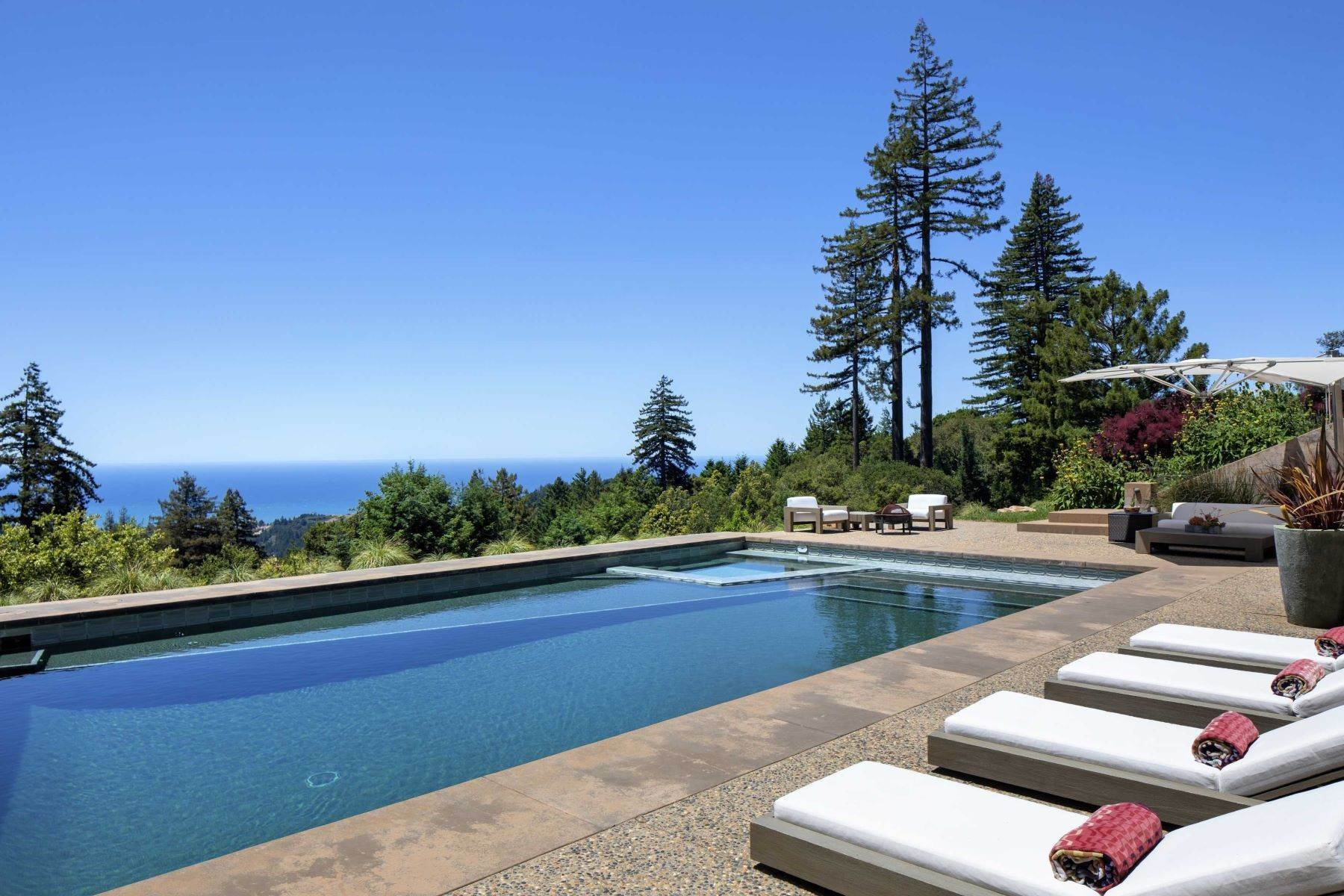 2. Single Family Homes for Sale at Boogie Ranch 1 Thayer Road Santa Cruz, California 95060 United States