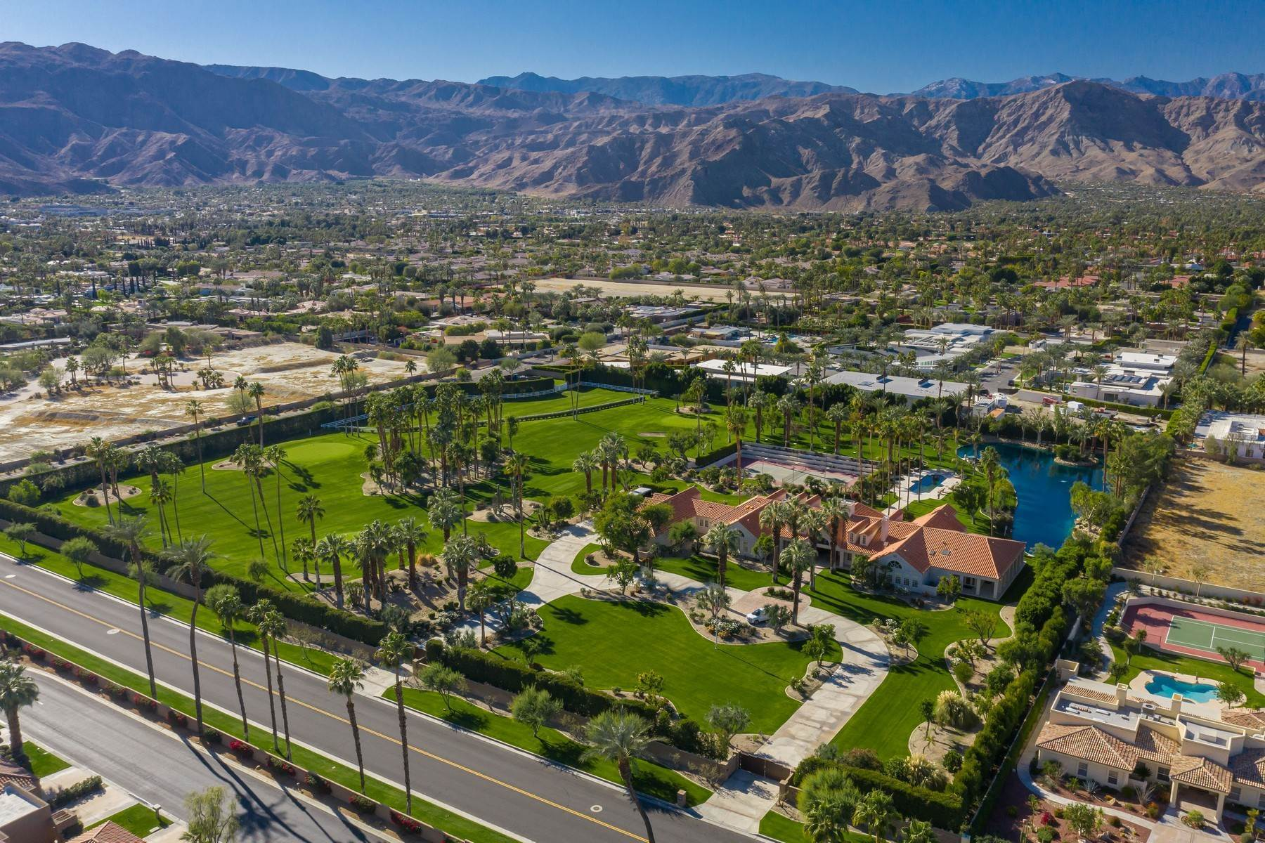 Single Family Homes for Sale at Paradise 40315 Cholla Lane Rancho Mirage, California 92270 United States