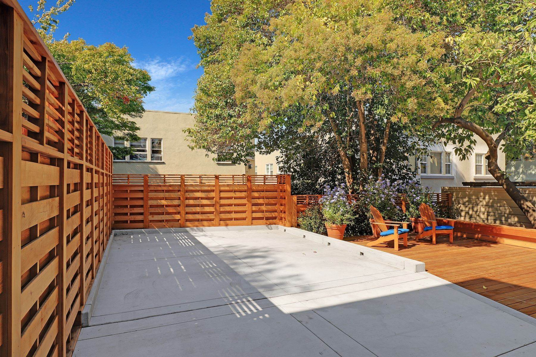 28. Multi-Family Homes for Sale at Inviting Sunlit Duplex 725 Haddon Place Oakland, California 94610 United States