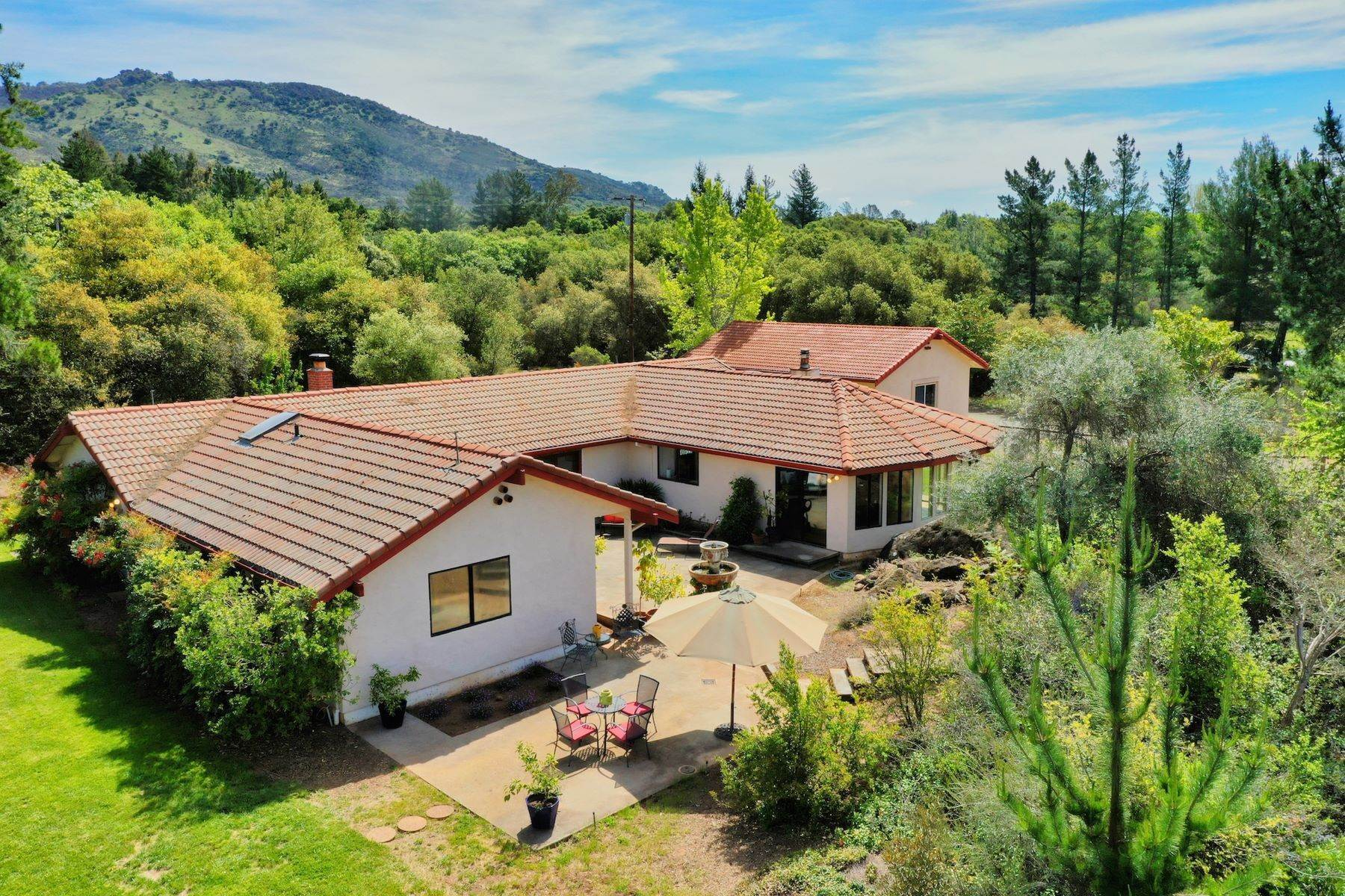 Single Family Homes at Blue Skies and Scenic Views in Napa Valley 3497 Soda Canyon Road Napa, California 94558 United States