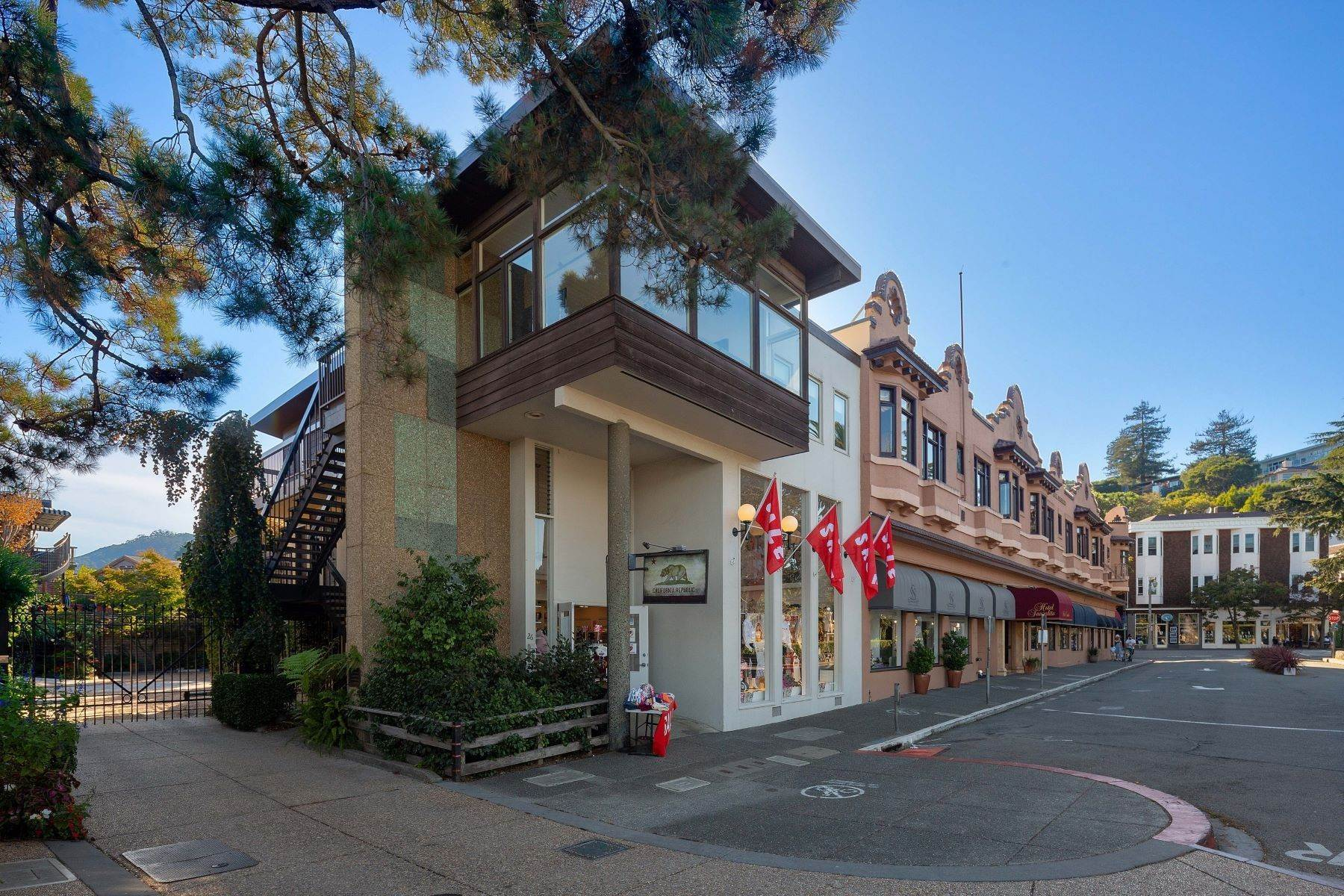 Property for Sale at Exceptional Residental / Commercial Investment Opportunity in Prime Location 26 El Portal Sausalito, California 94965 United States