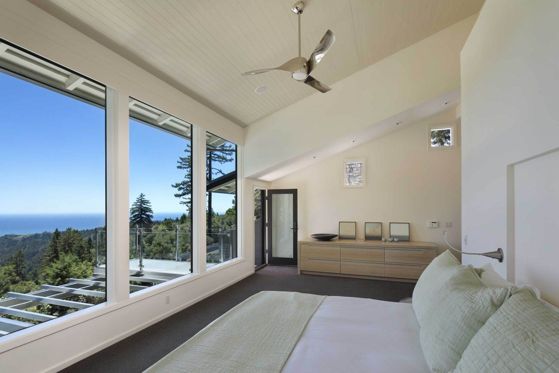 7. Single Family Homes for Sale at Boogie Ranch 1 Thayer Road Santa Cruz, California 95060 United States