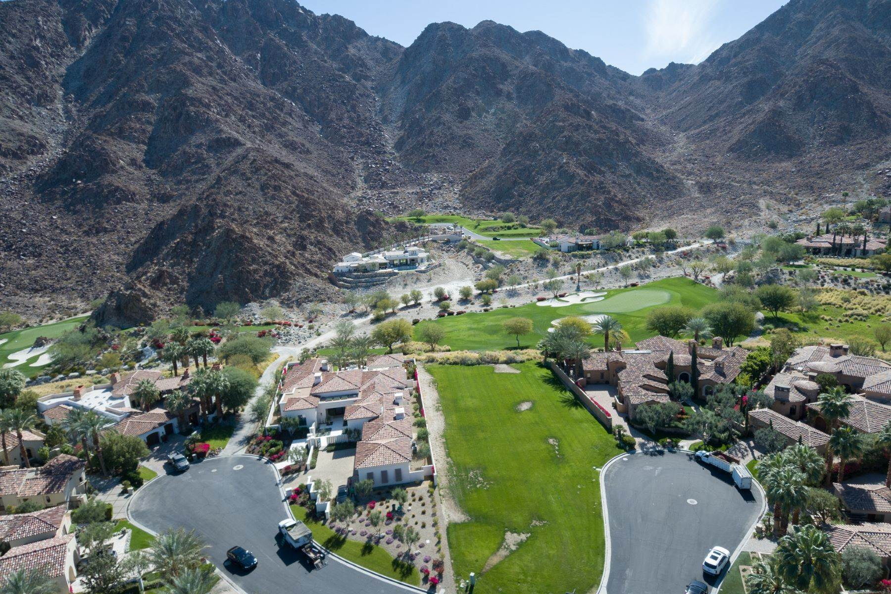 土地 のために 売買 アット Custom Vacant Lot in The Tradition Golf Club La Quinta Lot 81, Masters Circle La Quinta, カリフォルニア 92253 アメリカ