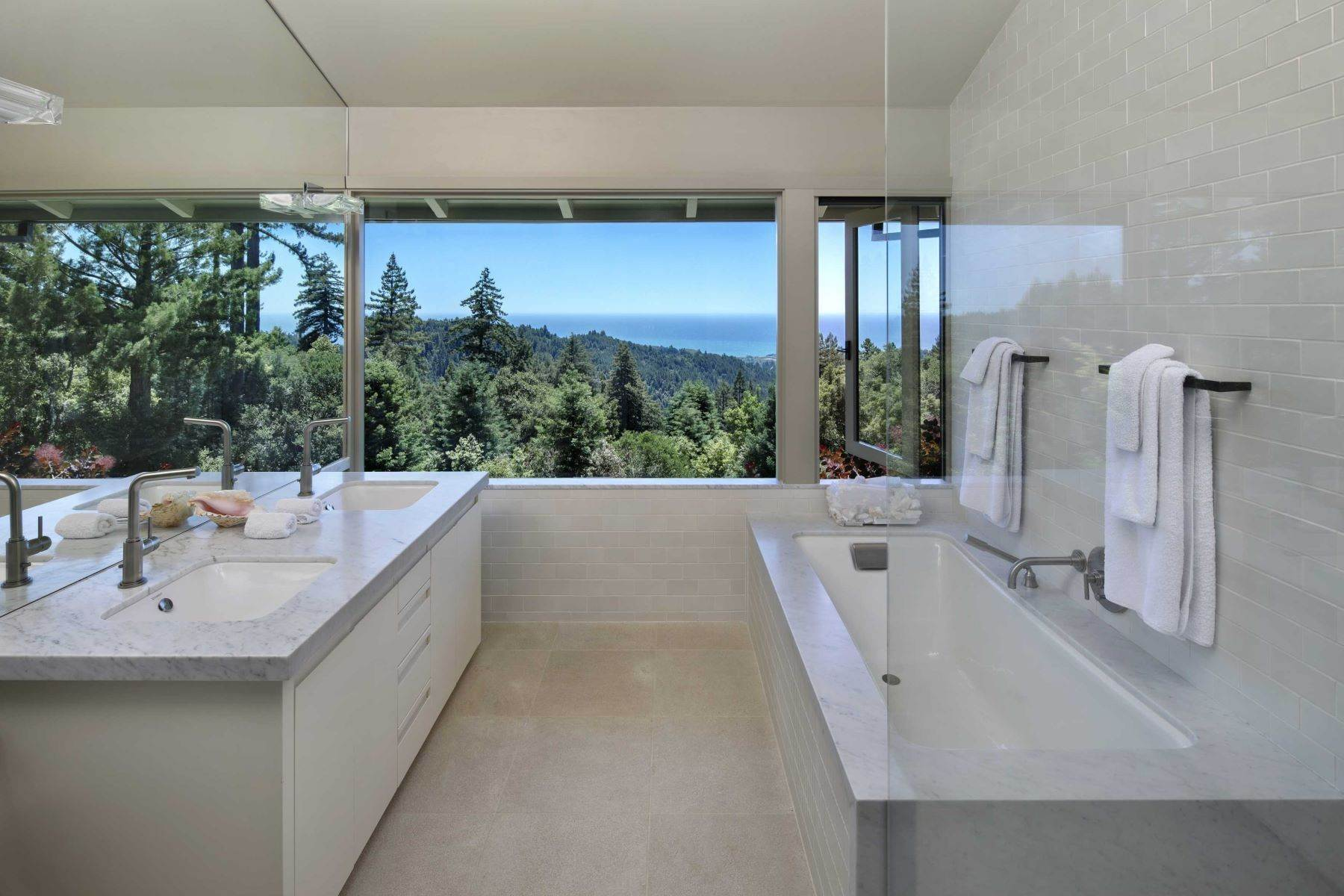 10. Single Family Homes for Sale at Boogie Ranch 1 Thayer Road Santa Cruz, California 95060 United States