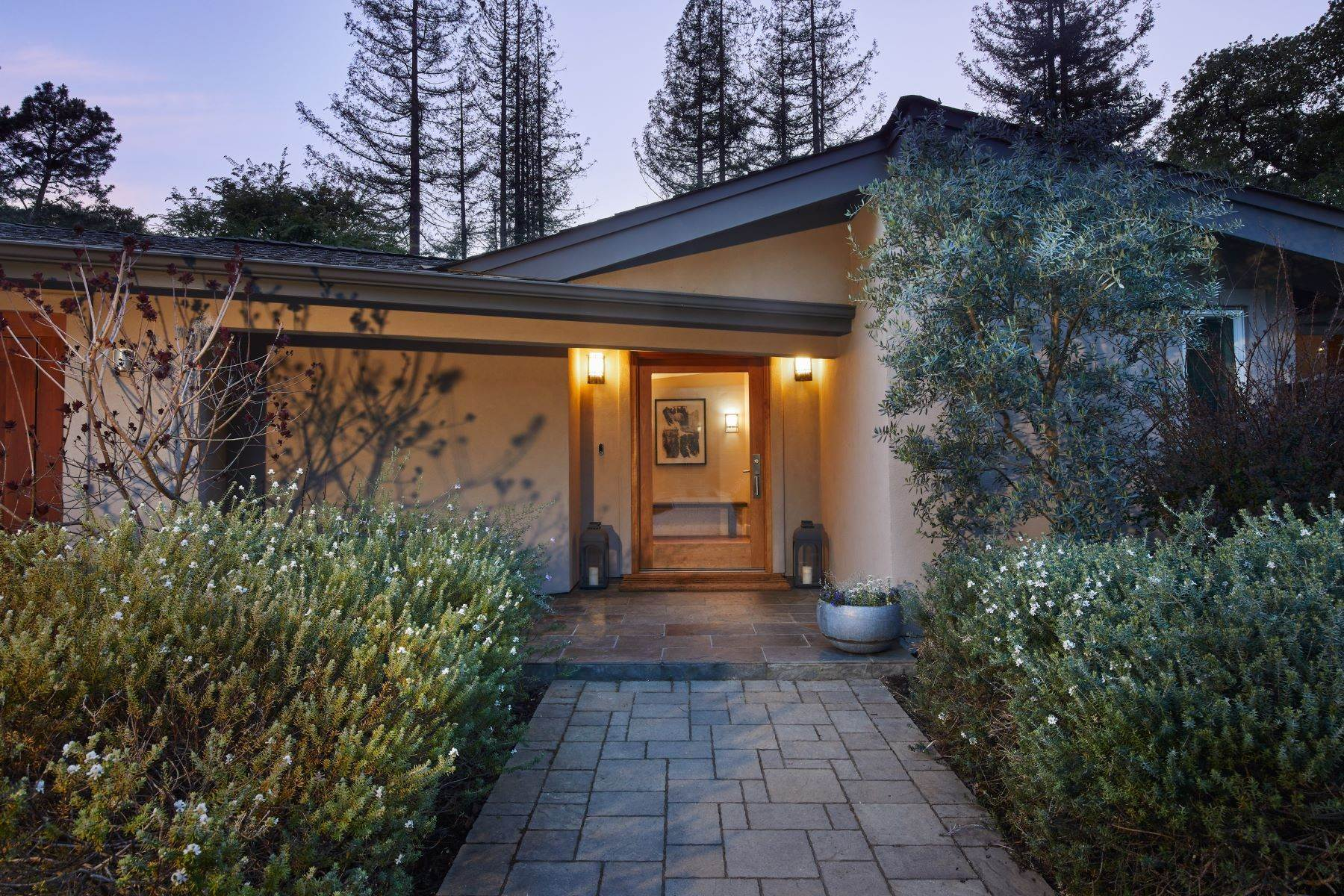 2. Single Family Homes for Sale at Modern Portola Valley Ranch Home 30 Firethorn Way Portola Valley, California 94028 United States