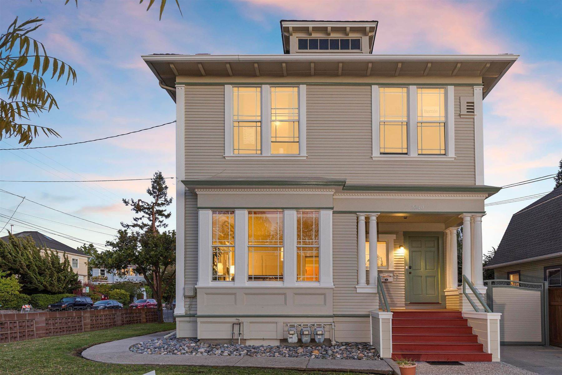 3. Property for Sale at Distinguished Triplex in an Ideal Berkeley Location 2240 Ward Street Berkeley, California 94705 United States
