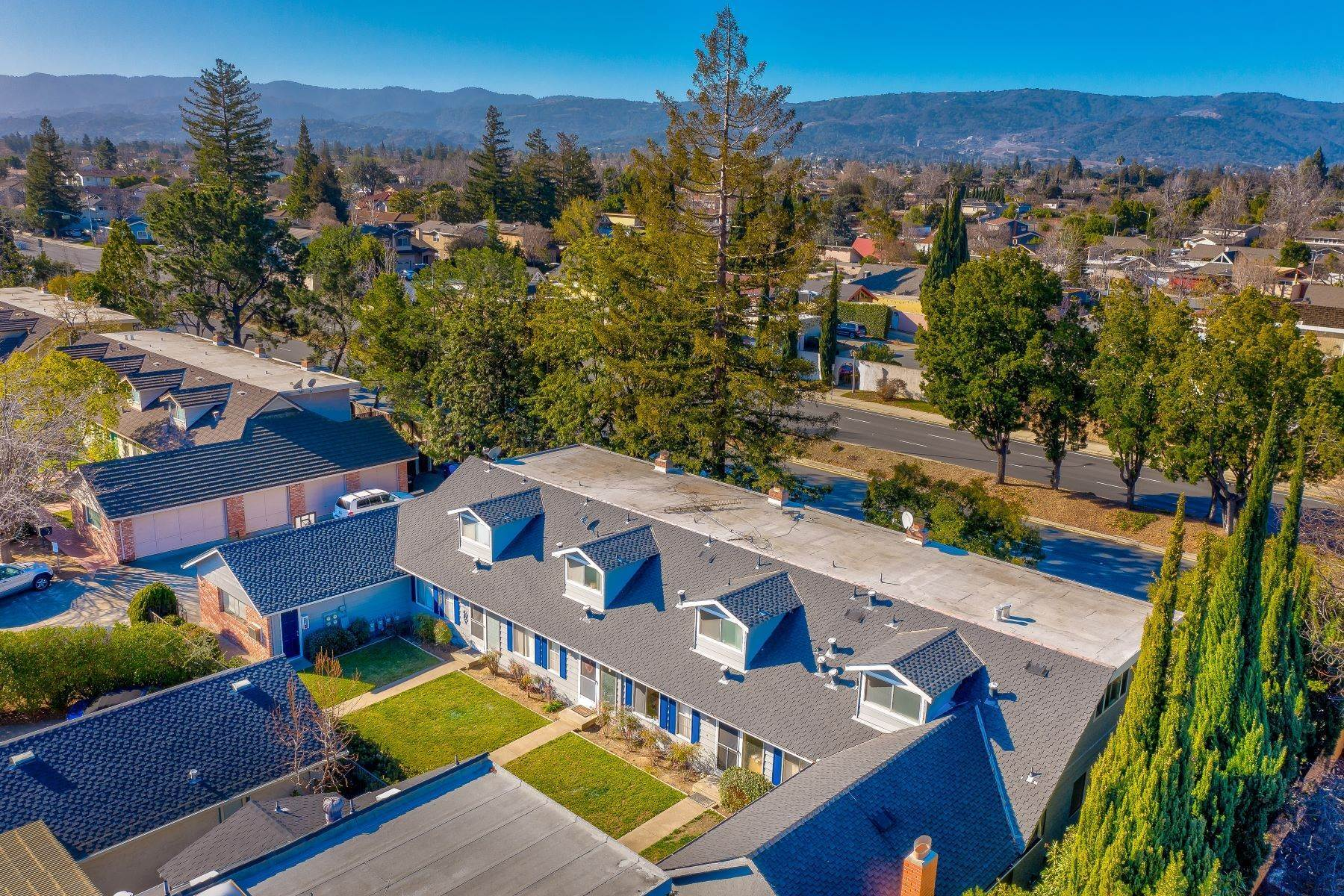 Multi-Family Homes for Sale at Four-plex in Sunnyvale, Cupertino Union School District 103 Exeter Court Sunnyvale, California 94087 United States