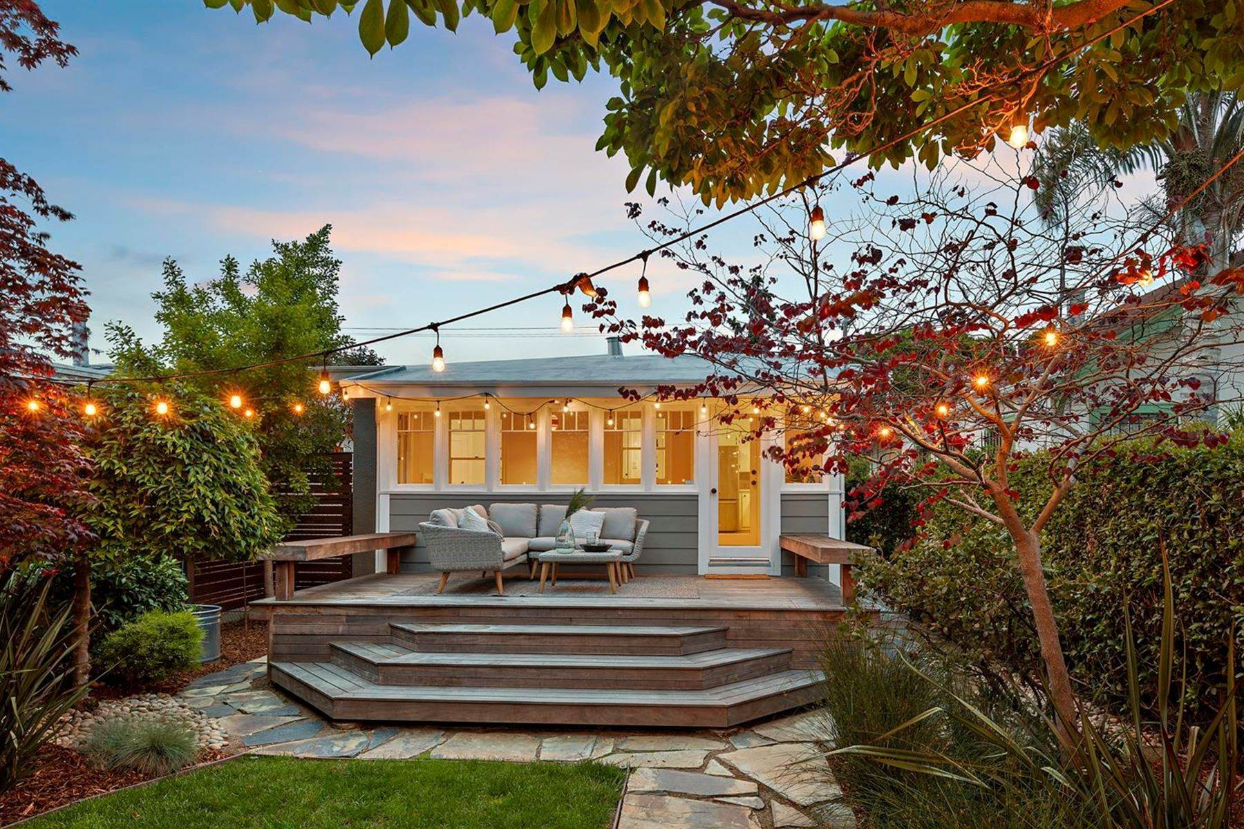 34. Single Family Homes for Sale at A Beautiful Craftsman Restoration 887 47th Street Oakland, California 94608 United States