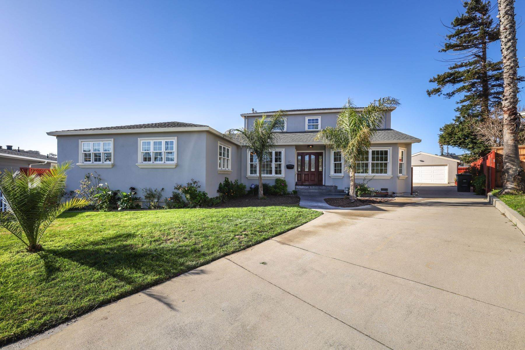 Single Family Homes for Sale at Meticulously Maintained Family Home 10 Chico Court South San Francisco, California 94080 United States