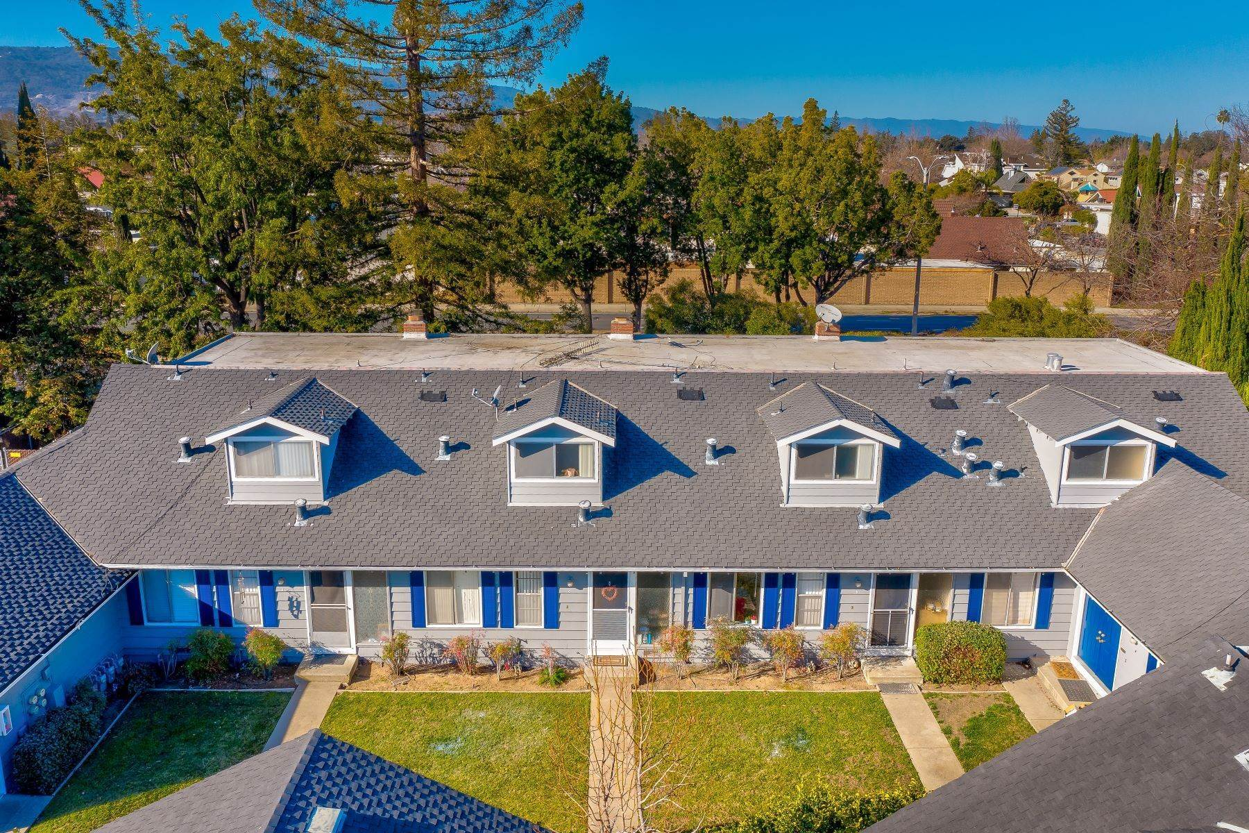 2. Multi-Family Homes for Sale at Four-plex in Sunnyvale, Cupertino Union School District 103 Exeter Court Sunnyvale, California 94087 United States
