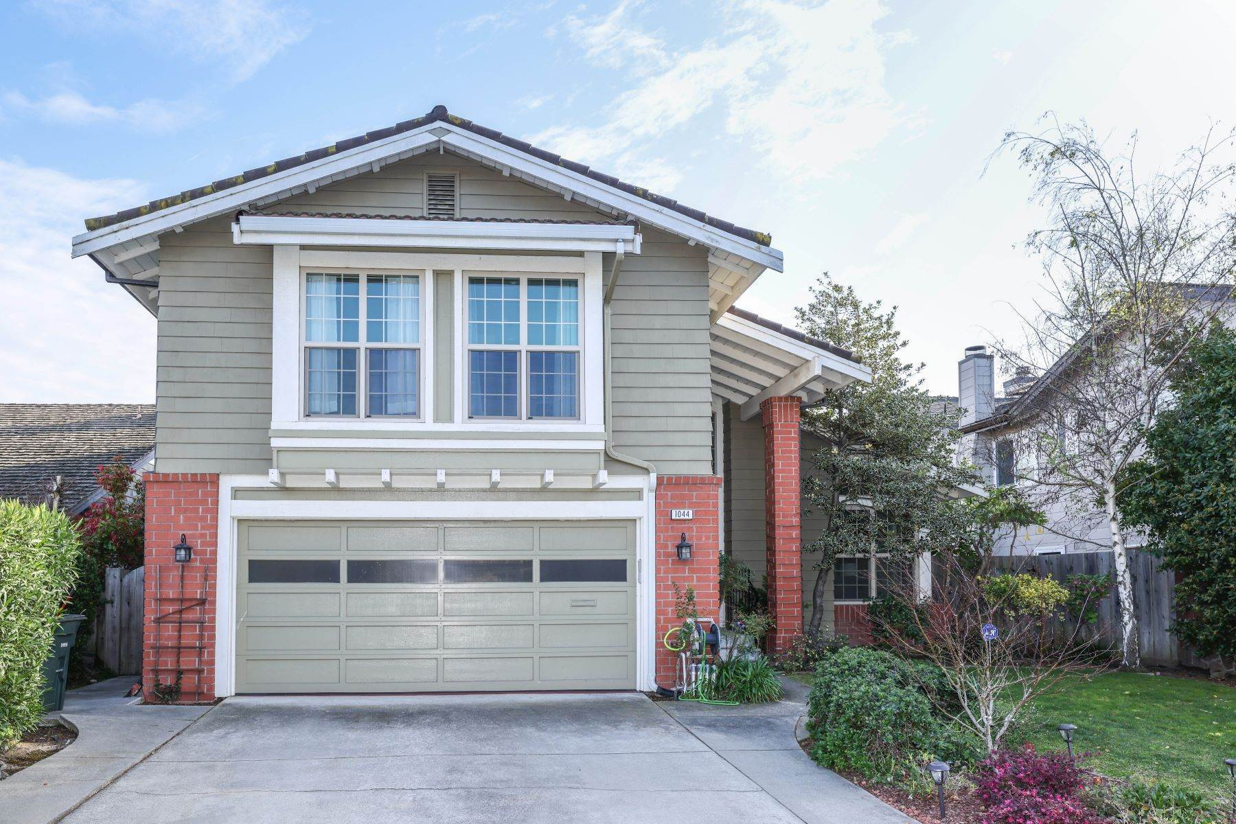 Single Family Homes for Sale at Stunning Home on One of Foster City's Most Desirable Streets 1044 Windjammer Circle Foster City, California 94404 United States