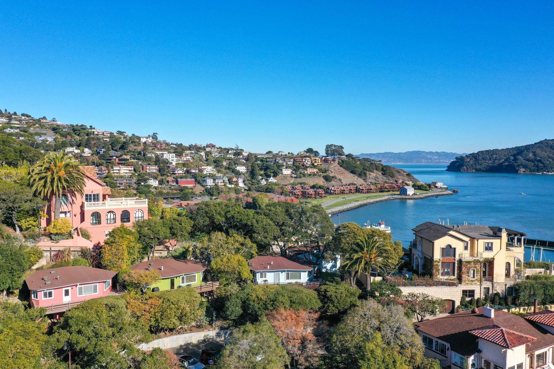 Property for Sale at Corinthian Island Cottages 49 Alcatraz Avenue Belvedere, California 94920 United States