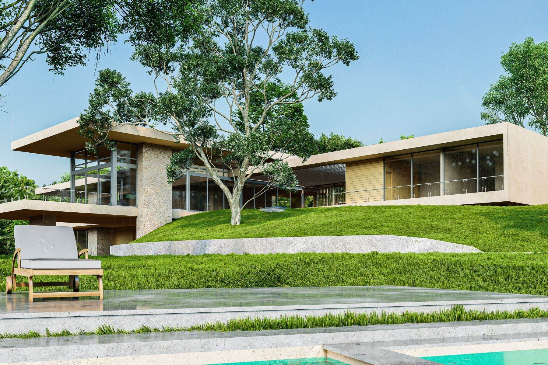 Land for Sale at Swatt-Miers Designed, Modern Masterpiece 4144 Canyon Road Lafayette, California 94549 United States