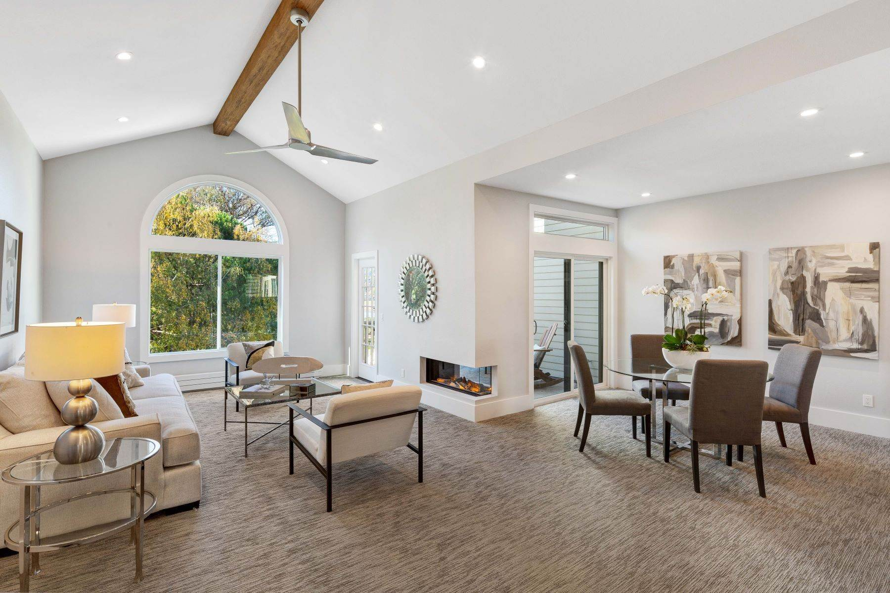 Condominiums at Prepare to be Enchanted – Stunning Remodel 103 Eucalyptus Knoll Street Mill Valley, California 94941 United States
