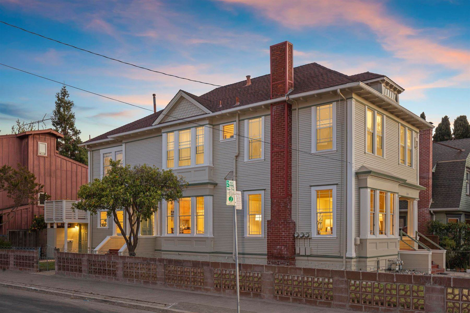 2. Property for Sale at Distinguished Triplex in an Ideal Berkeley Location 2240 Ward Street Berkeley, California 94705 United States
