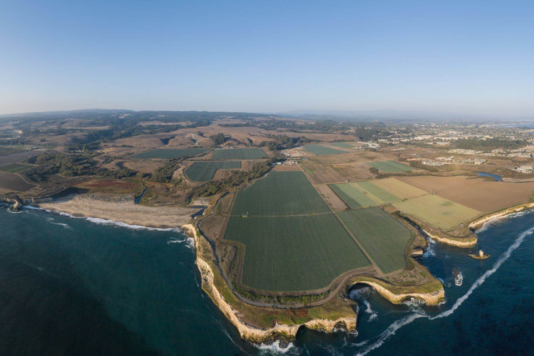 5. Land for Sale at Ocean Cliff Ranch, Santa Cruz 451 Coast Road Santa Cruz, California 95060 United States