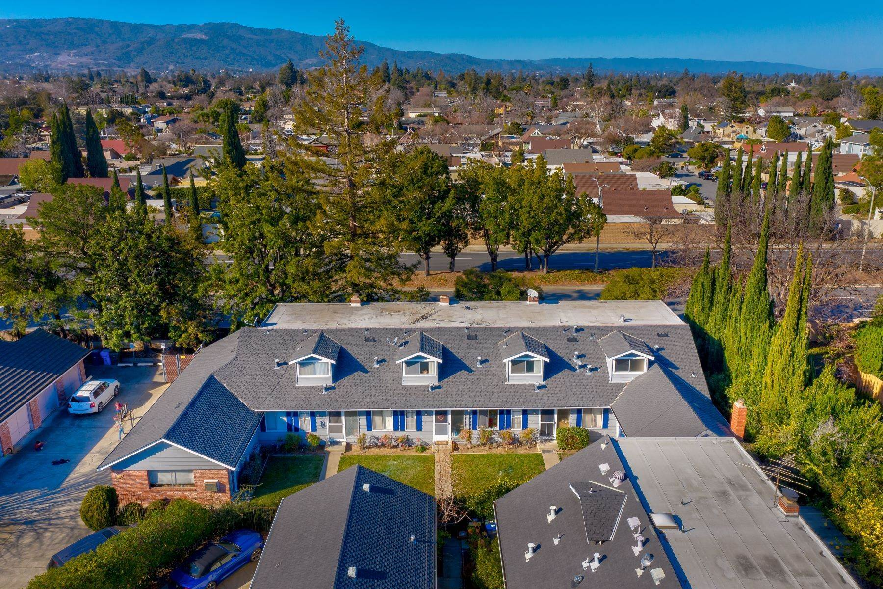 3. Multi-Family Homes for Sale at Four-plex in Sunnyvale, Cupertino Union School District 103 Exeter Court Sunnyvale, California 94087 United States