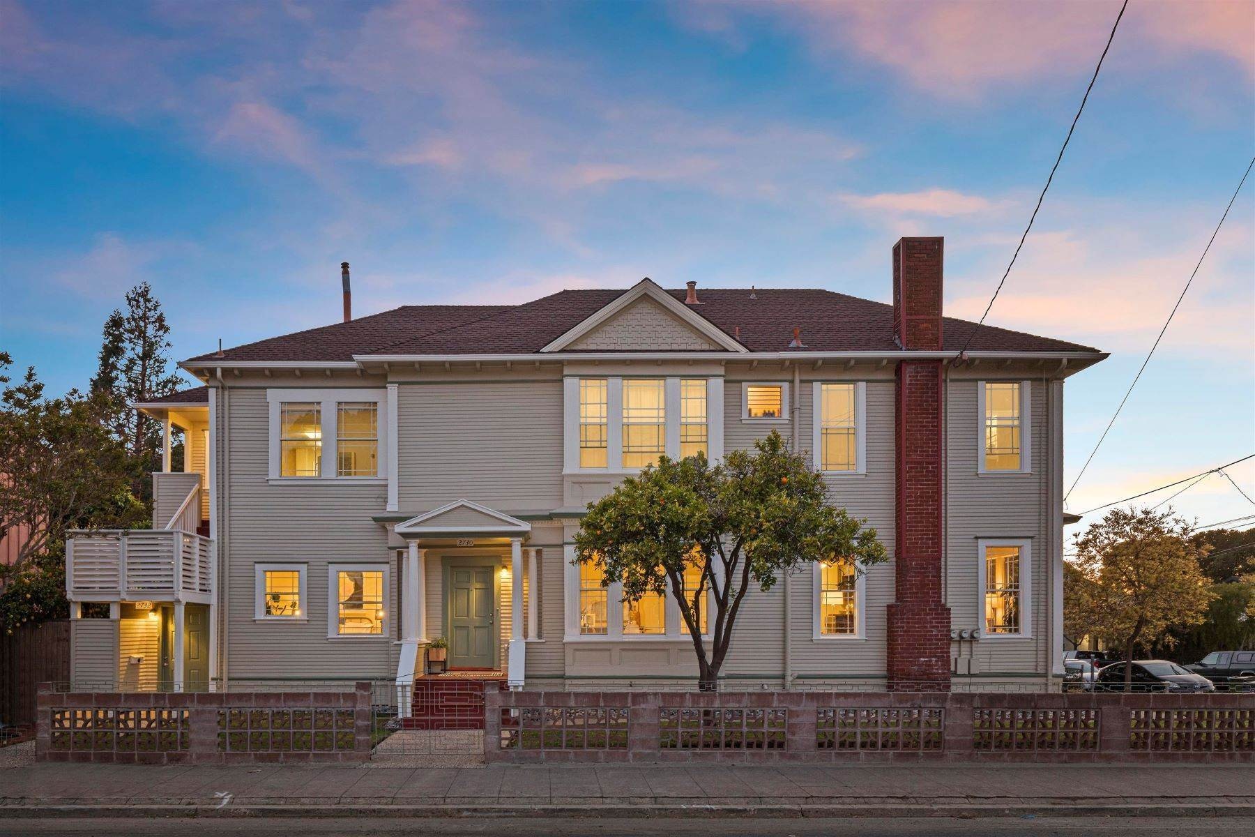 Property for Sale at Distinguished Triplex in an Ideal Berkeley Location 2240 Ward Street Berkeley, California 94705 United States