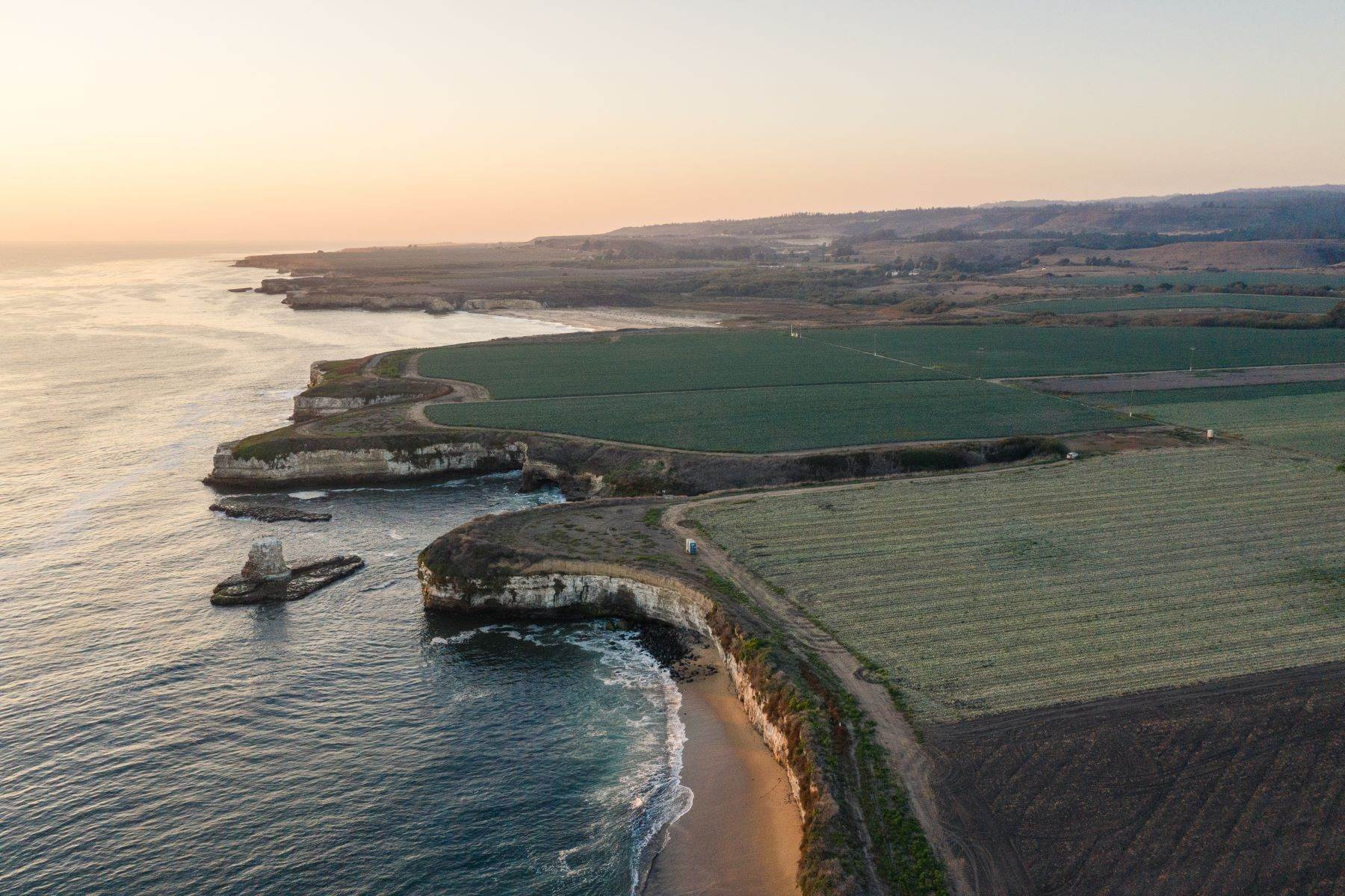 18. Land for Sale at Ocean Cliff Ranch, Santa Cruz 451 Coast Road Santa Cruz, California 95060 United States
