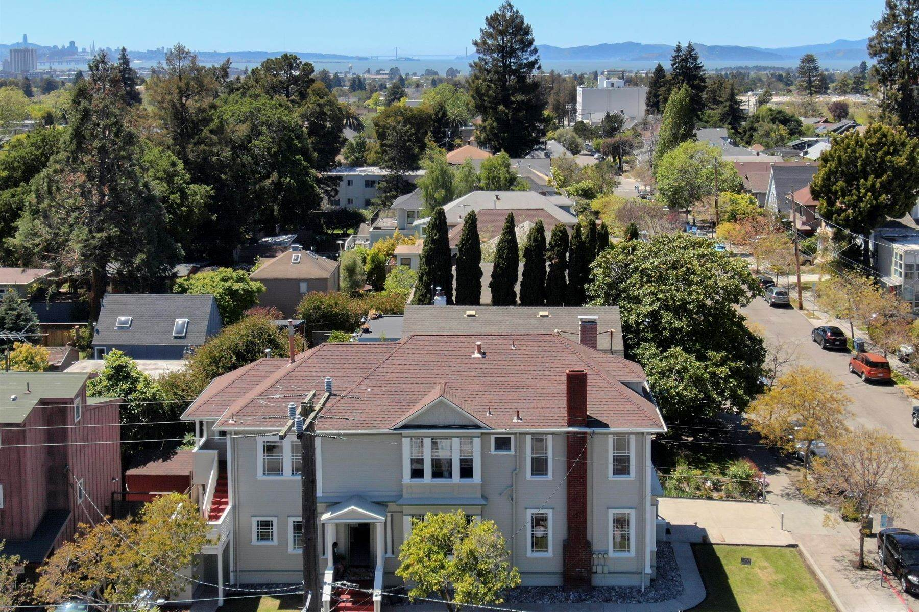 26. Property for Sale at Distinguished Triplex in an Ideal Berkeley Location 2240 Ward Street Berkeley, California 94705 United States