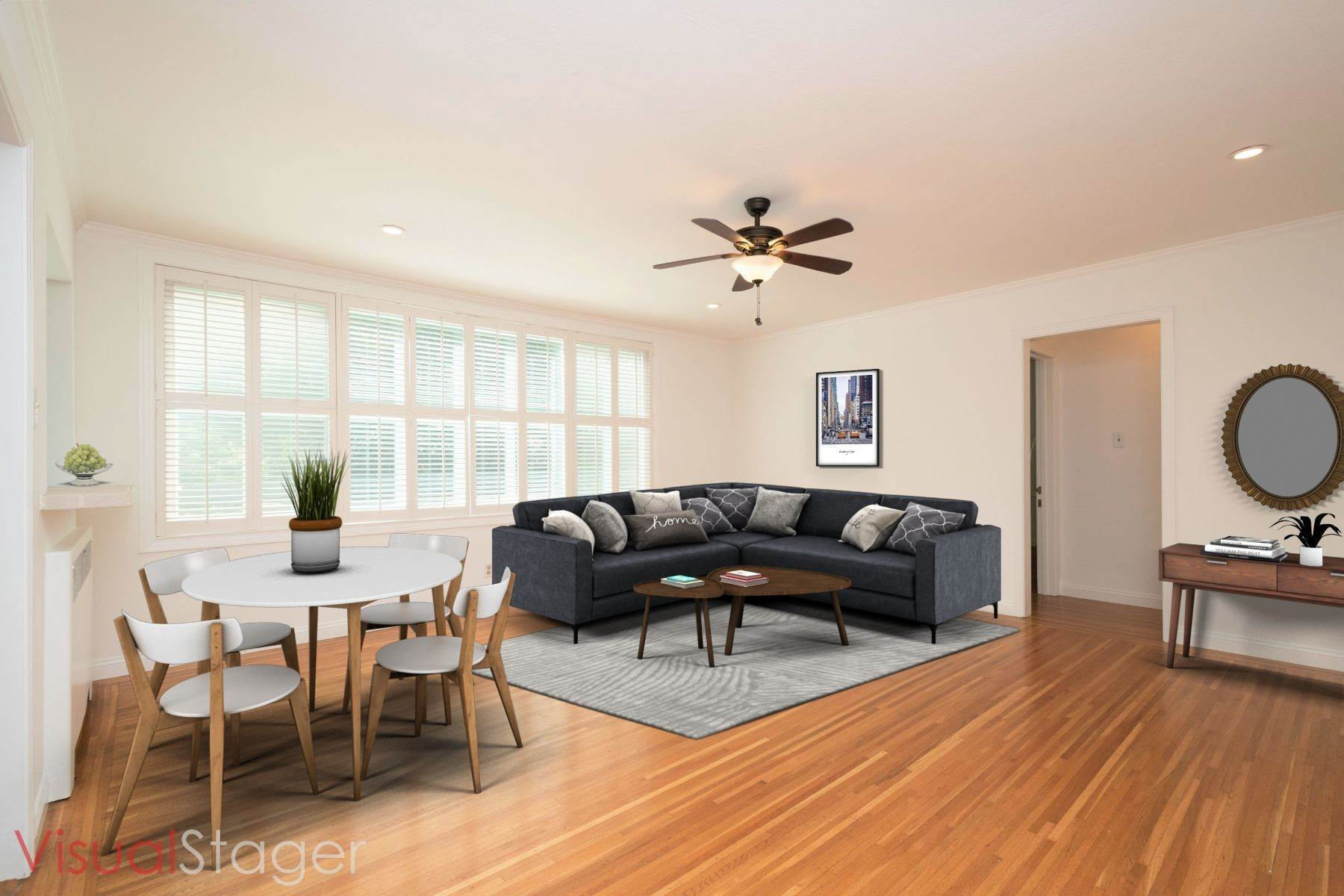 Condominiums for Sale at Charming Condominium in West Side San Mateo 177 North El Camino Real #18 San Mateo, California 94401 United States