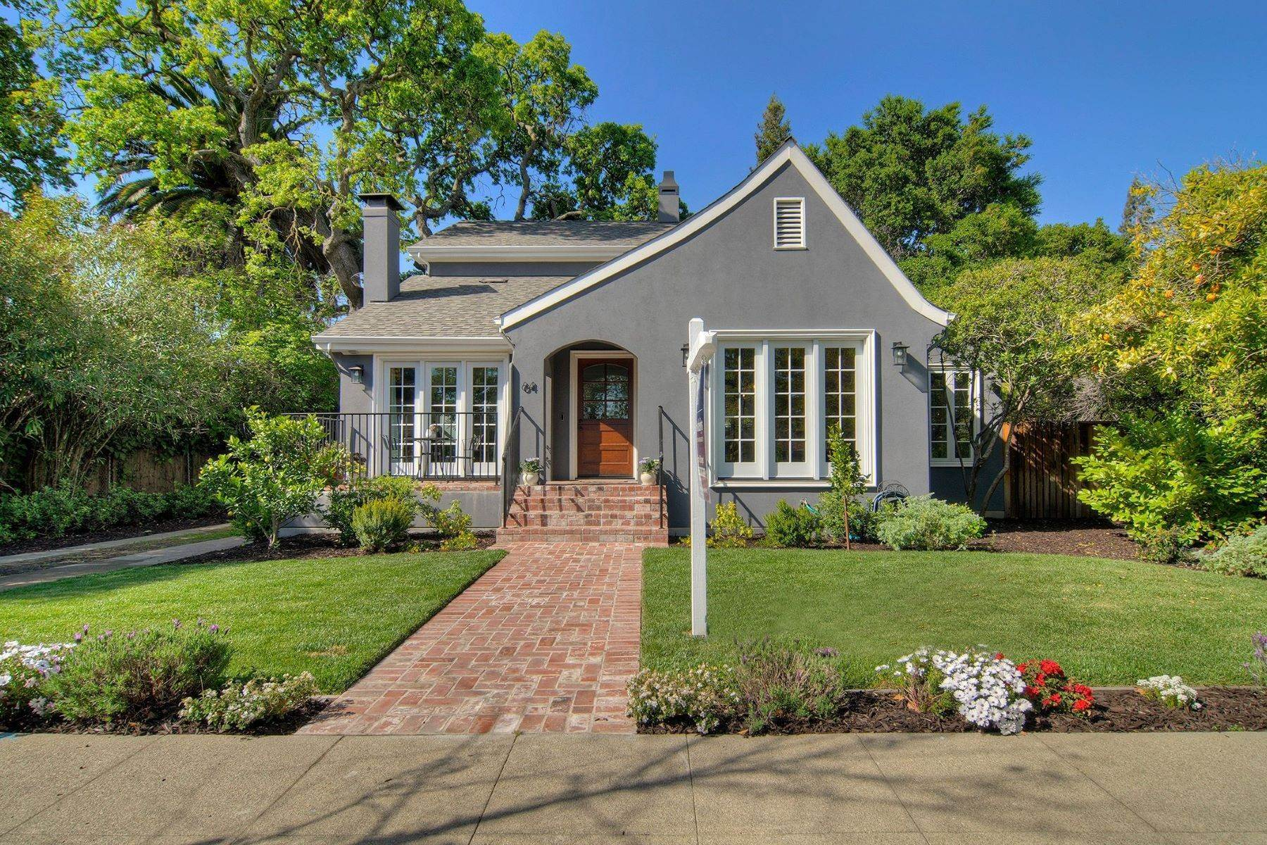 Single Family Homes for Sale at Authentic Charm and Elegance with Modern Upgrades 64 Grand Street Redwood City, California 94062 United States