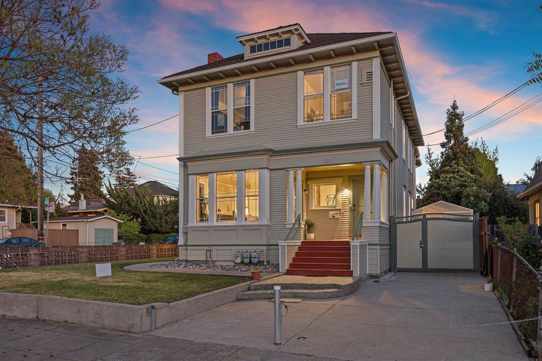 25. Property for Sale at Distinguished Triplex in an Ideal Berkeley Location 2240 Ward Street Berkeley, California 94705 United States
