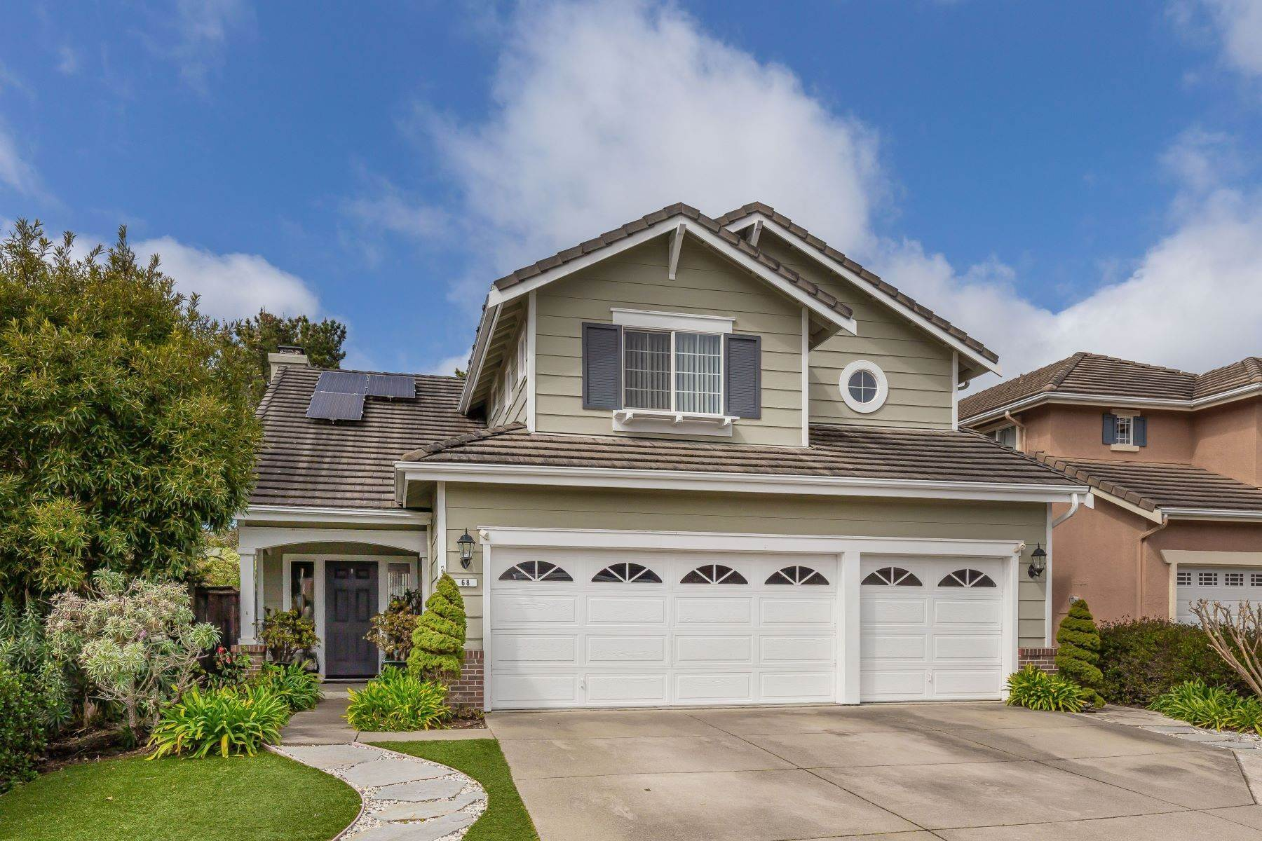 Single Family Homes for Sale at Pacifica Hills in Saltaire Development 68 Driftwood Circle Pacifica, California 94044 United States