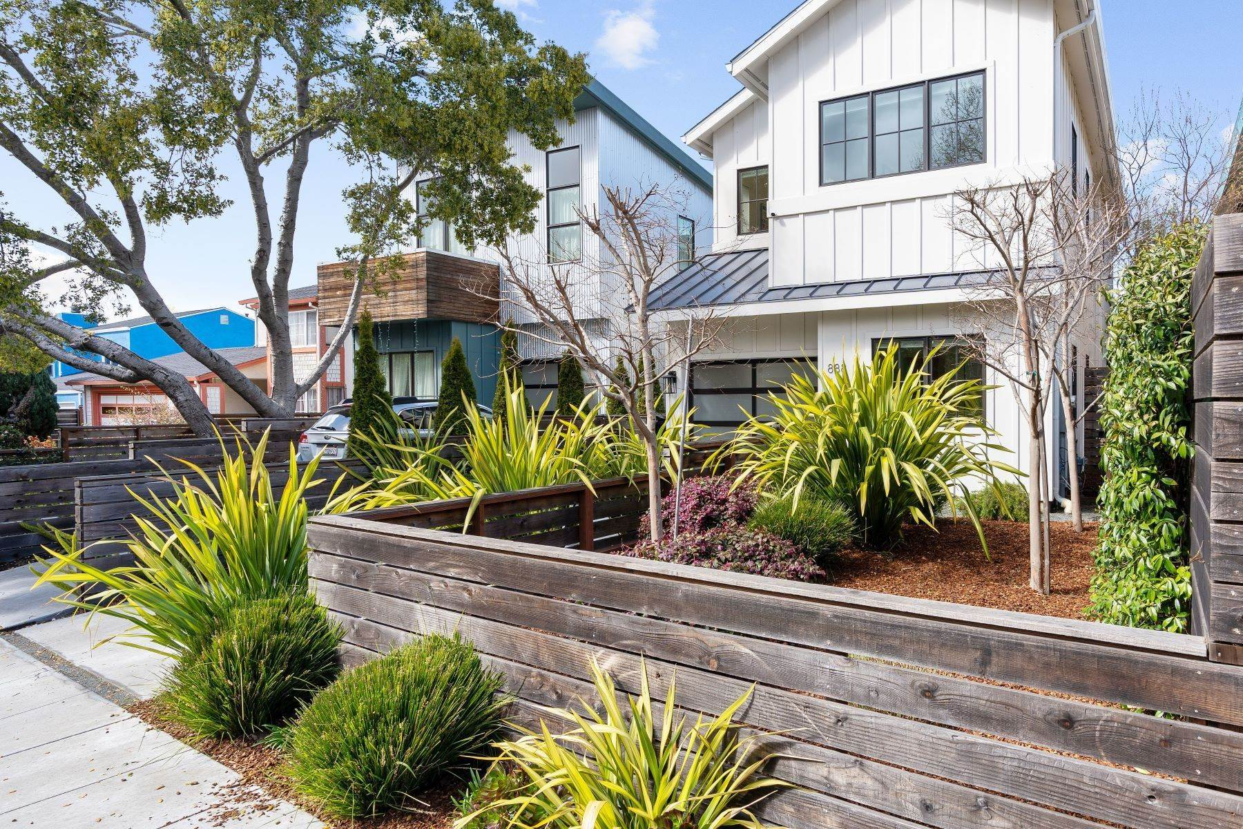 Single Family Homes for Sale at Modern Meets Comfort 888 59th Street Oakland, California 94608 United States