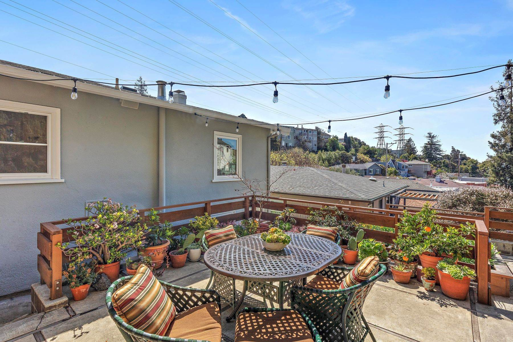20. Single Family Homes for Sale at Inviting Crocker Highlands Craftsman 1338 Bates Road Oakland, California 94610 United States