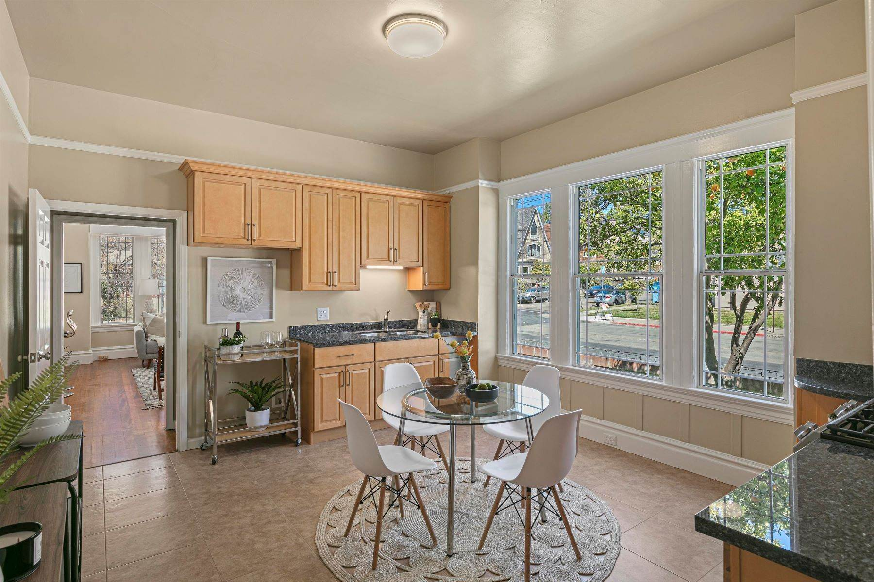 6. Property for Sale at Distinguished Triplex in an Ideal Berkeley Location 2240 Ward Street Berkeley, California 94705 United States